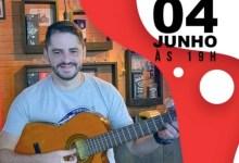 Photo of Allex Paranhos promove LiveShow Solidária em prol de músicos e ONGs de Maceió