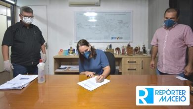 Photo of ASSUMO NO MOMENTO MAIS DIFÍCIL! Prefeita interina de Santana do Ipanema emite carta aberta a população