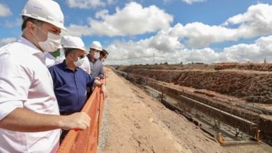 Photo of CANAL DO SERTÃO – Renan Filho defende priorização de recursos federais para trecho 5