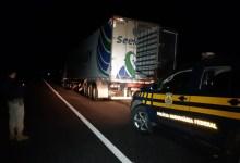 Photo of Carreta roubada é recuperada pela PRF na BR-316, em Mata Grande