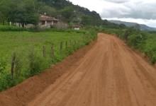 Photo of Prefeitura de Santana do Ipanema intensifica recuperação da malha vicinal