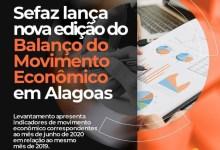 Photo of NOVIDADE! Sefaz lança o novo balanço do movimento econômico em Alagoas