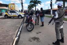 Photo of BPRv realiza operação em São Miguel dos Campos
