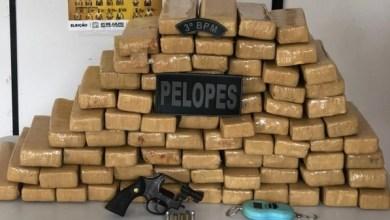 Photo of POLICIAMENTO: PM registra apreensão de drogas no interior e capital do Estado
