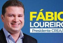 Photo of TCHAU, DACAL – Fábio Loureiro sai na frente na disputa pela Presidência do Crea-AL