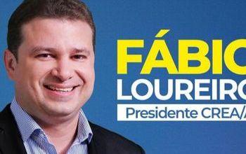 Photo of Fábio Loureiro sai na frente na disputa pela Presidência do Crea-AL