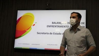 Photo of BALANÇO TRIMESTRAL: Alagoas internou quase quatro mil pacientes da Covid-19 em leitos SUS