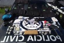 Photo of PC prende dupla suspeita de tráfico de drogas e roubos em Joaquim Gomes, AL