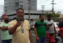Photo of ABUSO DE PODER – Taxistas pedem a prisão do presidente da Arsal Ronaldo Medeiros