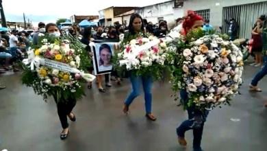 Photo of Corpo da menina Beatriz é enterrado em Maravilha, AL
