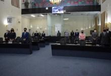 Photo of Plenário presta homenagens à memória de Rogério Teófilo
