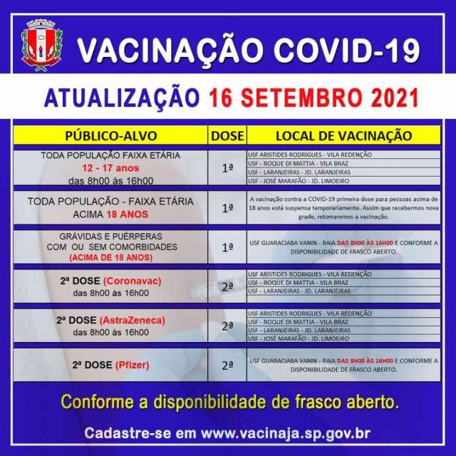 COVID VACINA