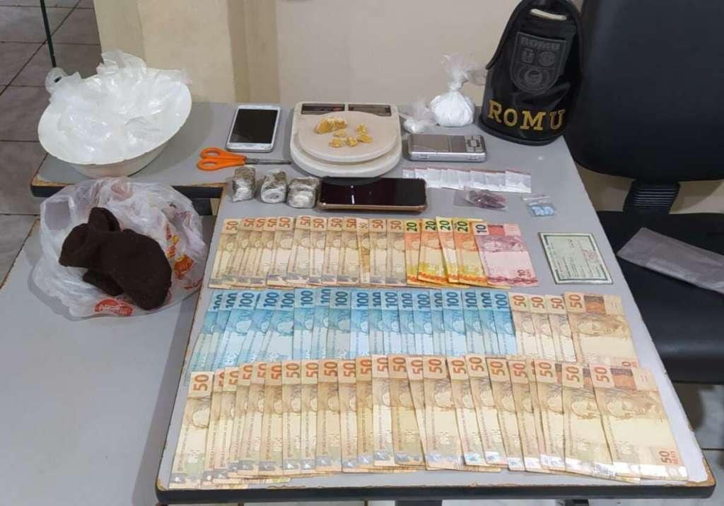 Suspeito preso por tráfico de drogas tenta subornar homens da ROMU de Pirassununga