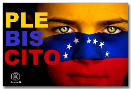 Resultado de imagen para plebiscito venezuela