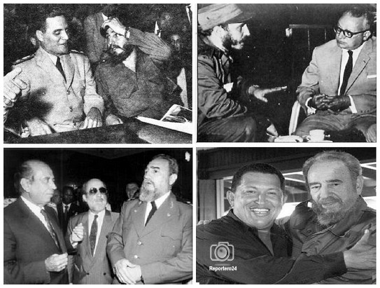 Resultado de imagen para Carlos Andrés Pérez y Fidel