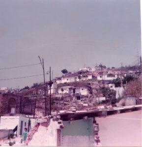 Las barracas del Carmelo