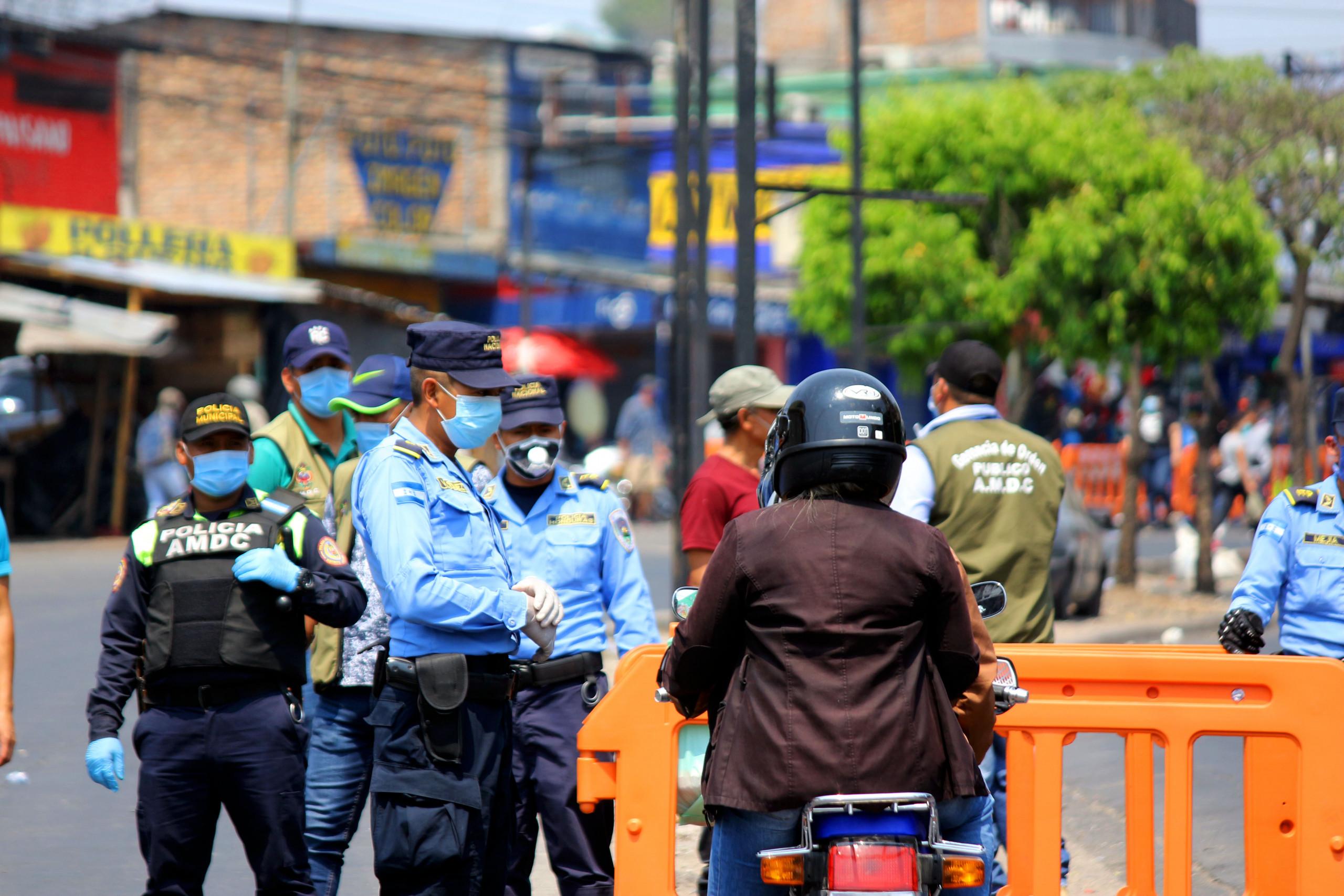 Covid en Tegucigalpa (12)