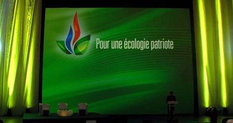 illustration le FN et écologie lol