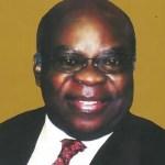 Former Secretary To The Federal Government, Chief Ufot Ekaette