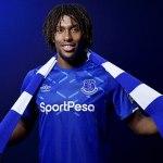 black footballer