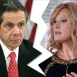 New York Governor and girlfriend Sandra