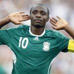 Former Nigeria U-20 Captain, Isaac Promise