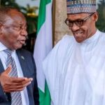 South Africa And Nigerian presidents