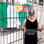 Nigeria in 59 secs