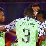 BREAKING: Super Eagles Beat Squirrels Of Benin 2-1