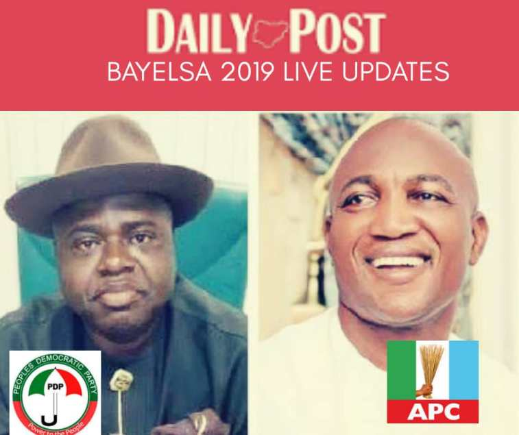 Bayelsa Decides: Live Results From Polling Units