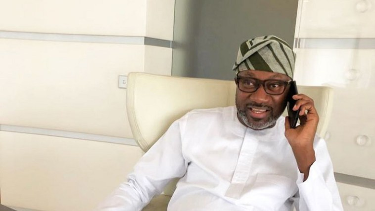 Femi Otedola Donates N5 Billion To North-east Intervention