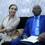 UPDATE: Adams Oshiomole And Estranged Wife Lara