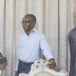 Gov Election: El-Rufai Kneels Before Kogi People, Says, 'Please Forgive Yahaya Bello'