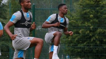 Mikel Obi, Onazi Ogenyi Resume Full Training With Trabzonspor