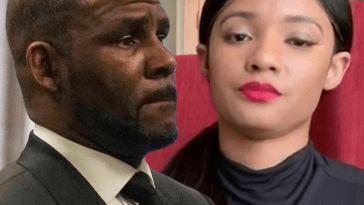 R Kelly's Alleged Sex Slave Speaks, 'He Promised To Make Me The Next Aaliyah'