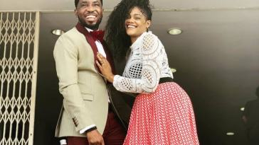 BREAKING: COZA: Timi And Busola's Marraige On The Rocks