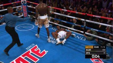 BREAKING: Wilder Knocks Out Ortiz In 7th Round
