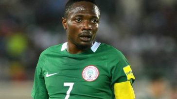 Captain Ahmed Musa Speaks On Why Lesotho May Beat Super Eagles
