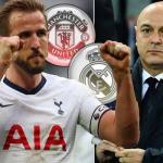 Harry Kane Reacts To £250Million Tottenham Transfer Fee