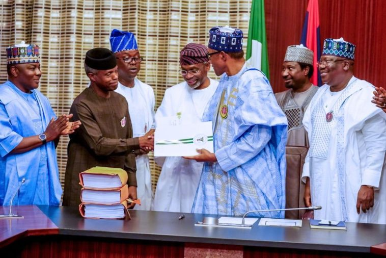 Buhari's Words Before Signing The 2020 Budget