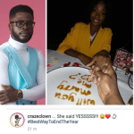 Comedian, Craze Clown Is Engaged (Photo)