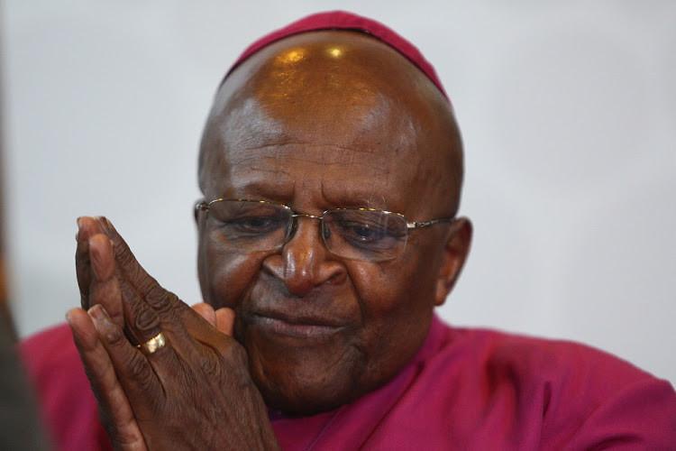 Stubborn Infection; Archbishop Desmond Tutu Hospitalized