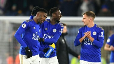 EPL: Ndidi, Iheanacho Ready For Tough Liverpool Test