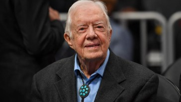 US Former President Jimmy Carter, 95, Hospitalized For Urinary Tract Infection