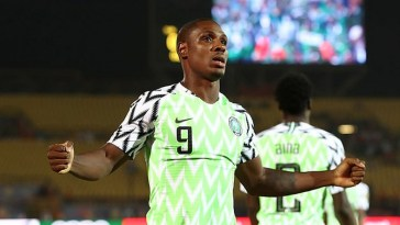 Odion Ighalo Makes Final 10-man Shortlist For African Player Of The Year