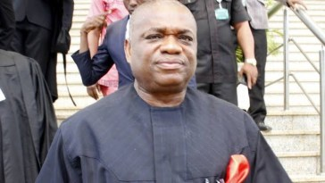 Conviction: Senator Orji Uzor Kalu's Seat Not Vacant - Nigerian Senate