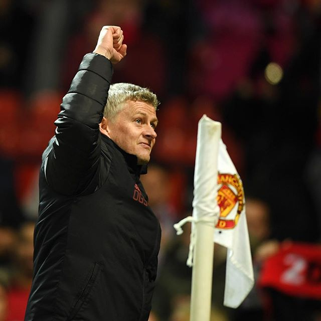 """""""It Was A Good Day"""": Solskjaer Reacts To United's Victory"""
