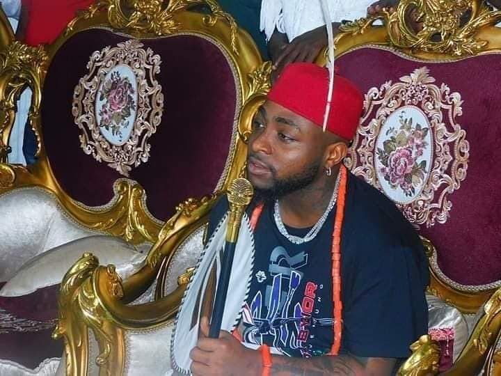 JUST IN: Davido Did Not Get Conferred A Chieftaincy Title!