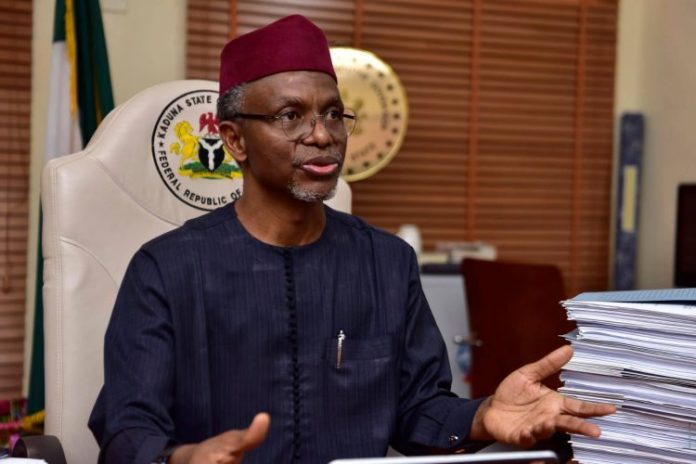 NBA Cancels Governor El-Rufai's Invitation As Speaker In Forthcoming Conference