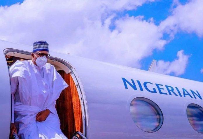 Buhari Leaves Nigeria For Niger For ECOWAS Summit Monday